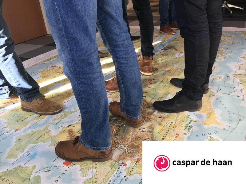 Leiderschapsstijlen van Caspar de Haan